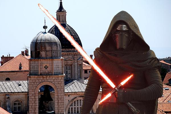 A Star Wars Dubrovnikba érkezhet.